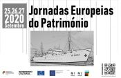Navio Gil Eannes integra as Jornadas Europeias do Património 2020
