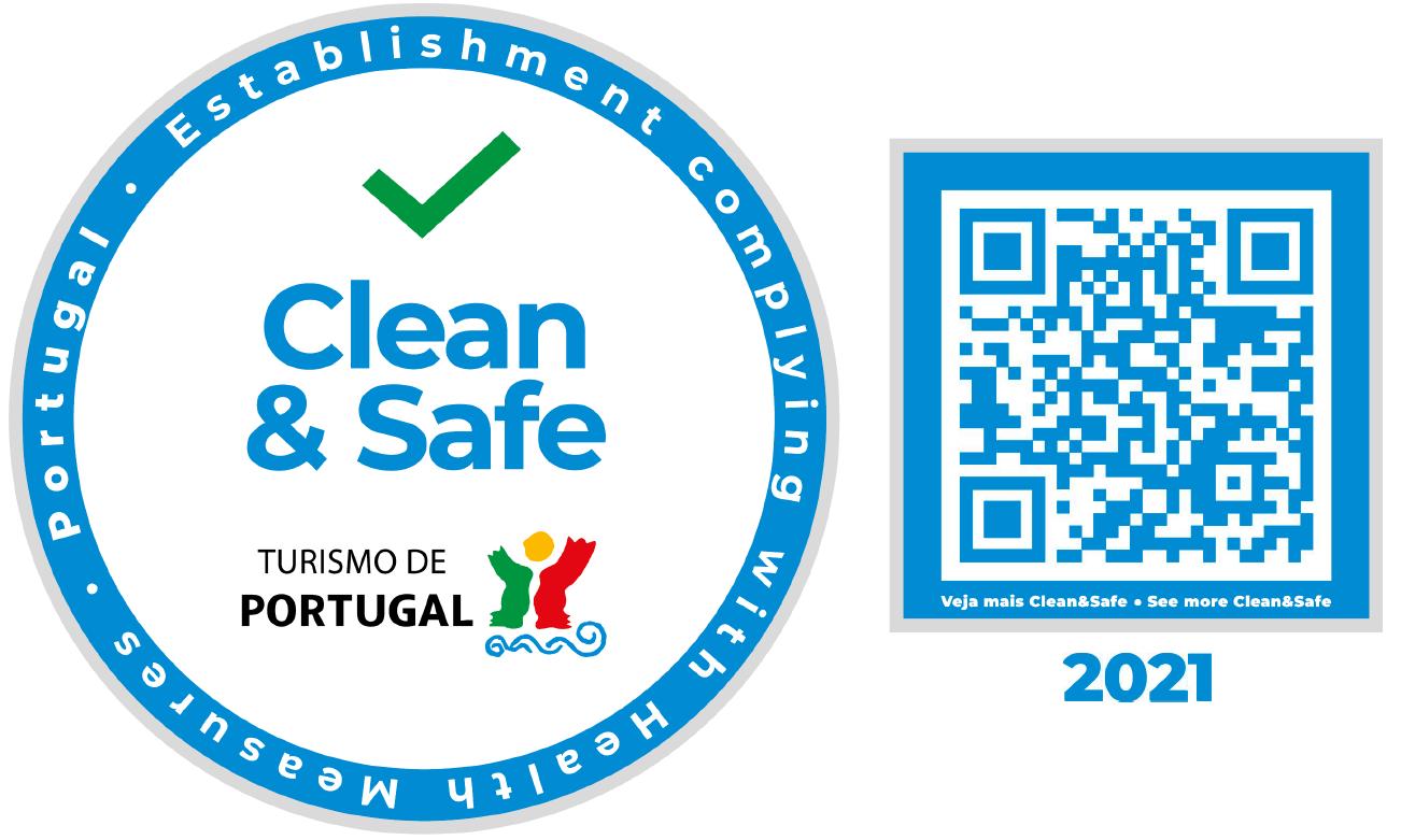 Navio Gil Eannes selo Clean&Safe
