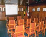 Antiga sala de Jantar dos Oficiais